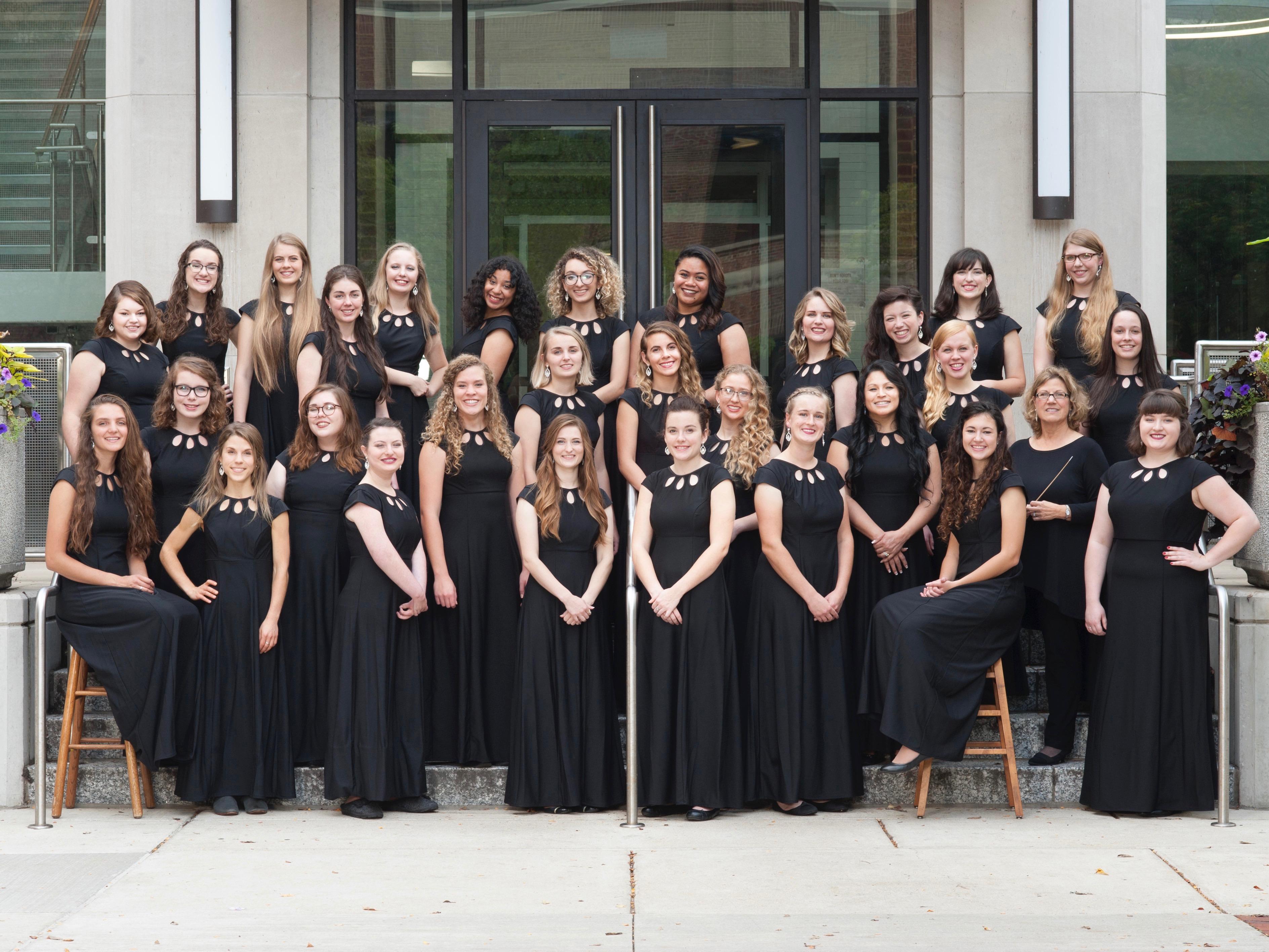 Womens Choir Jpg # Ensembles Tv